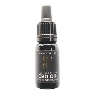 Olej CBD 30%, Cannabis Platinum, 10ml