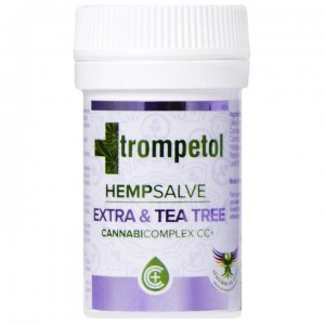 Trompetol Extra Tea Tree, Maść konopna CBD, 30ml